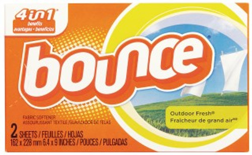 Bounce Dryer Sheets 2 per box 156 count (manufacturer out of stock)