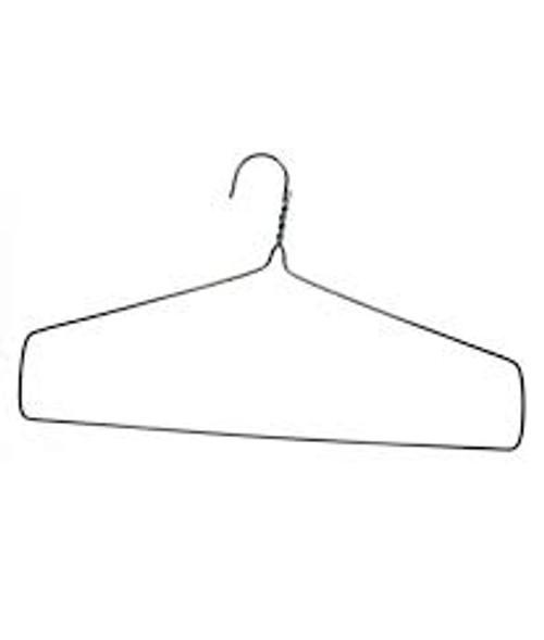 """Hangers Drapery 18"""" 10.5 Gauge 250 count"""