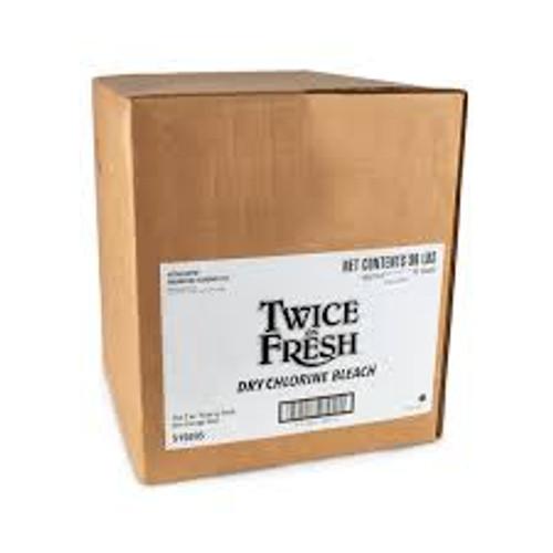 Twice As Fresh Dry Bleach 30LB