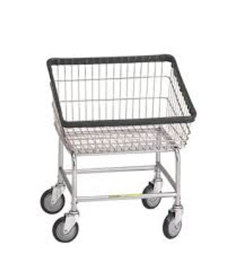 """laundry Cart Front Load 5"""" Wheels 100T"""