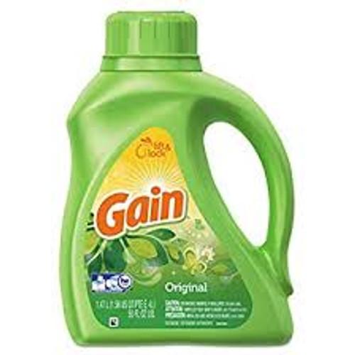 Gain 2X Liquid 50oz 32 Load/ 6 count