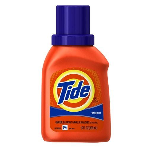 Tide 2X Liquid 10oz 6 Load/ 12 Count