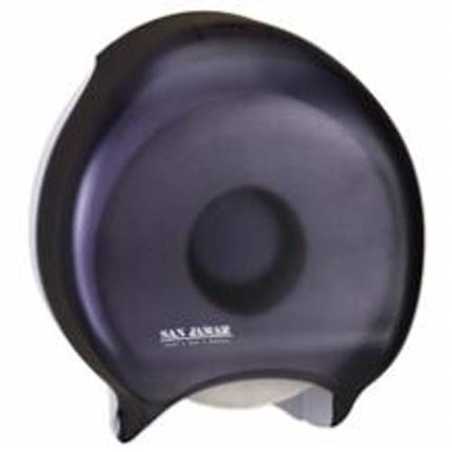 """Dispenser Toilet Tissue 9"""" or 12"""" roll Jet Black"""