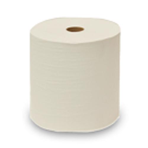Towel Bleach Roll White 800'/ 6 count