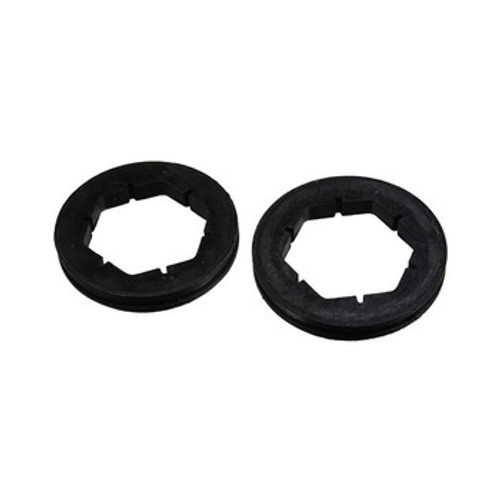 1182A Resilient Rubber ring with molded plastic support, 2 per Pack