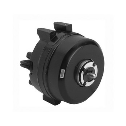 10101 Unit Bearing Motor, Shaded Pole, 0.53 Amps, CW Lead End, No Foot Pads, Includes Straight Lyall Plug, 60 Hz, Replaces Kyser Warren 5991