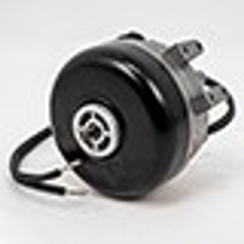 10037 Aluminum Unit Bearing Motor, Shaded Pole, CW Lead End, Double Foot Pads, 60 Hz, Replaces Oasis