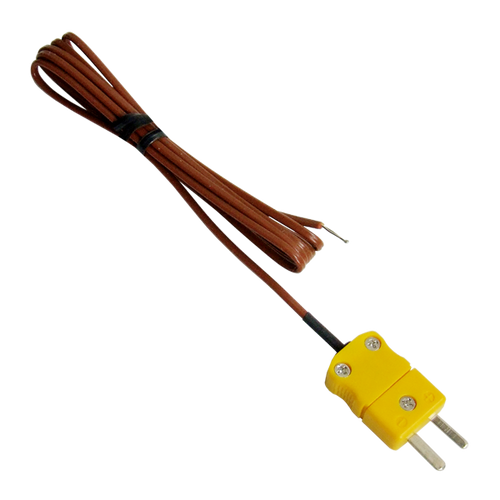 ATT29A TEMPERATURE PROBE, K-TYPE FLUOROPLASTIC COATED