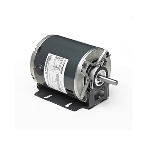 4355 Marathon 48 Frame Fan & Blower Motor 1/4 HP, 1800 RPM, 115 Volts, Split Phase Dripproof