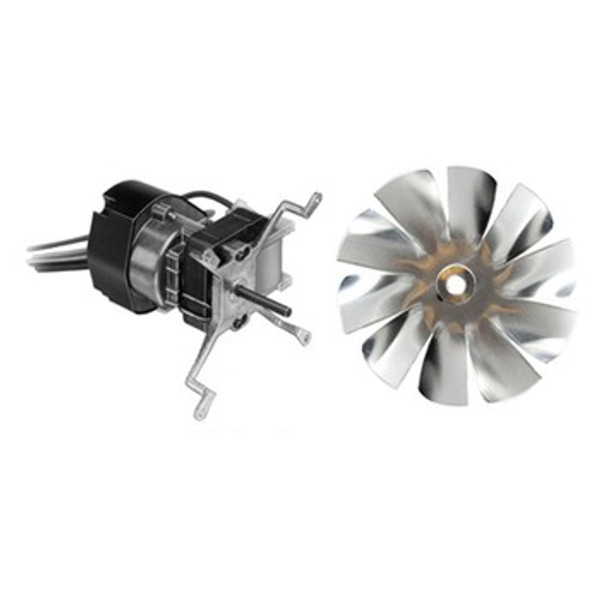 21964K Kit Includes K628 Motor and 3 Fan Blades For Rheem-Ruud Applications