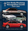 Fox-Body Mustang Recognition Guide