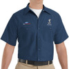 Customizable Garage Work Shirt