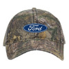 Ford American Flag Cap - RealTree Camo