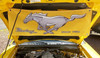 """Mustang & Ford Fabric Garage Banners - 36x12"""""""
