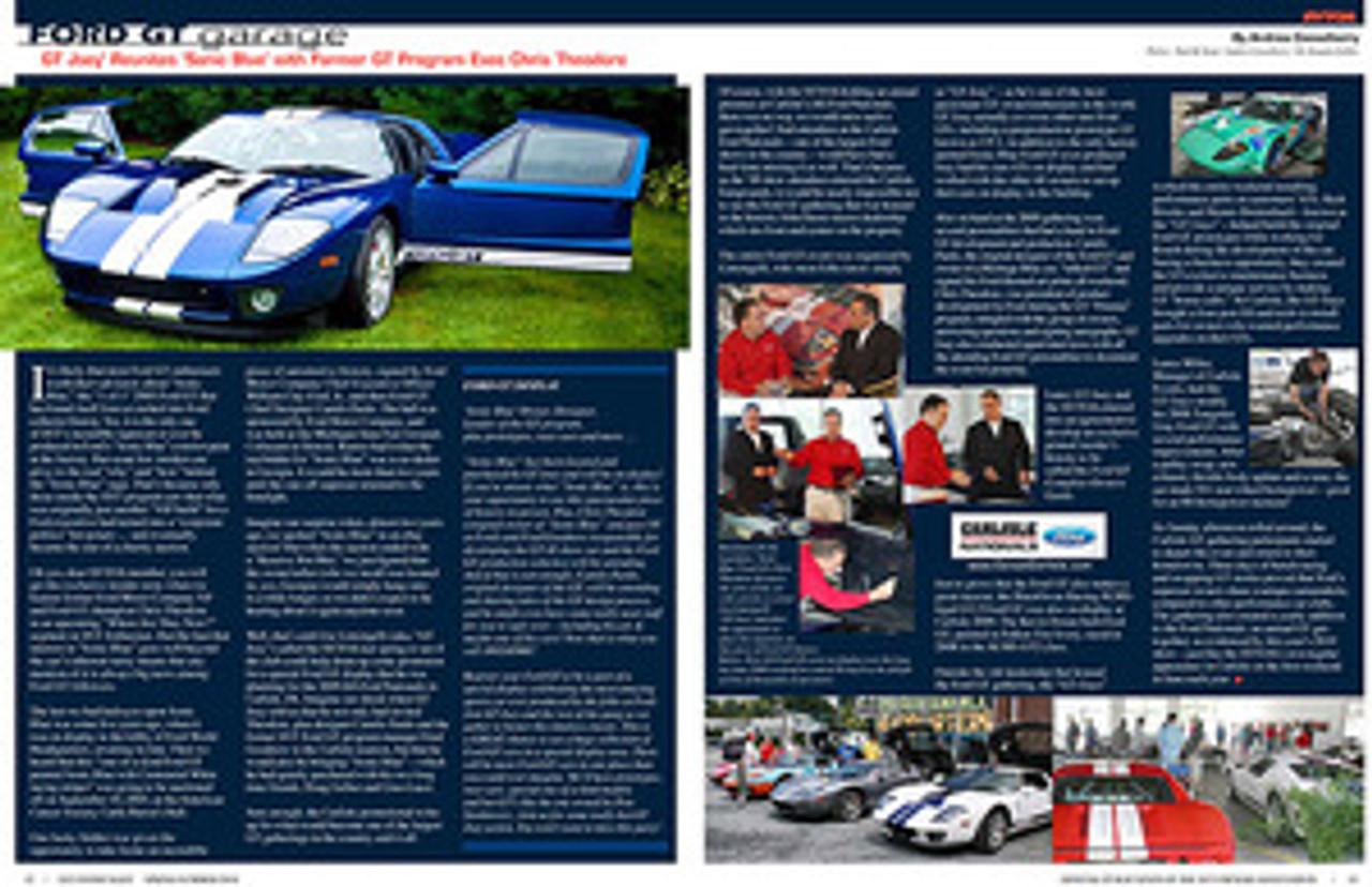 SVT Enthusiast Magazine Vol 4 Issue 1 - 2010