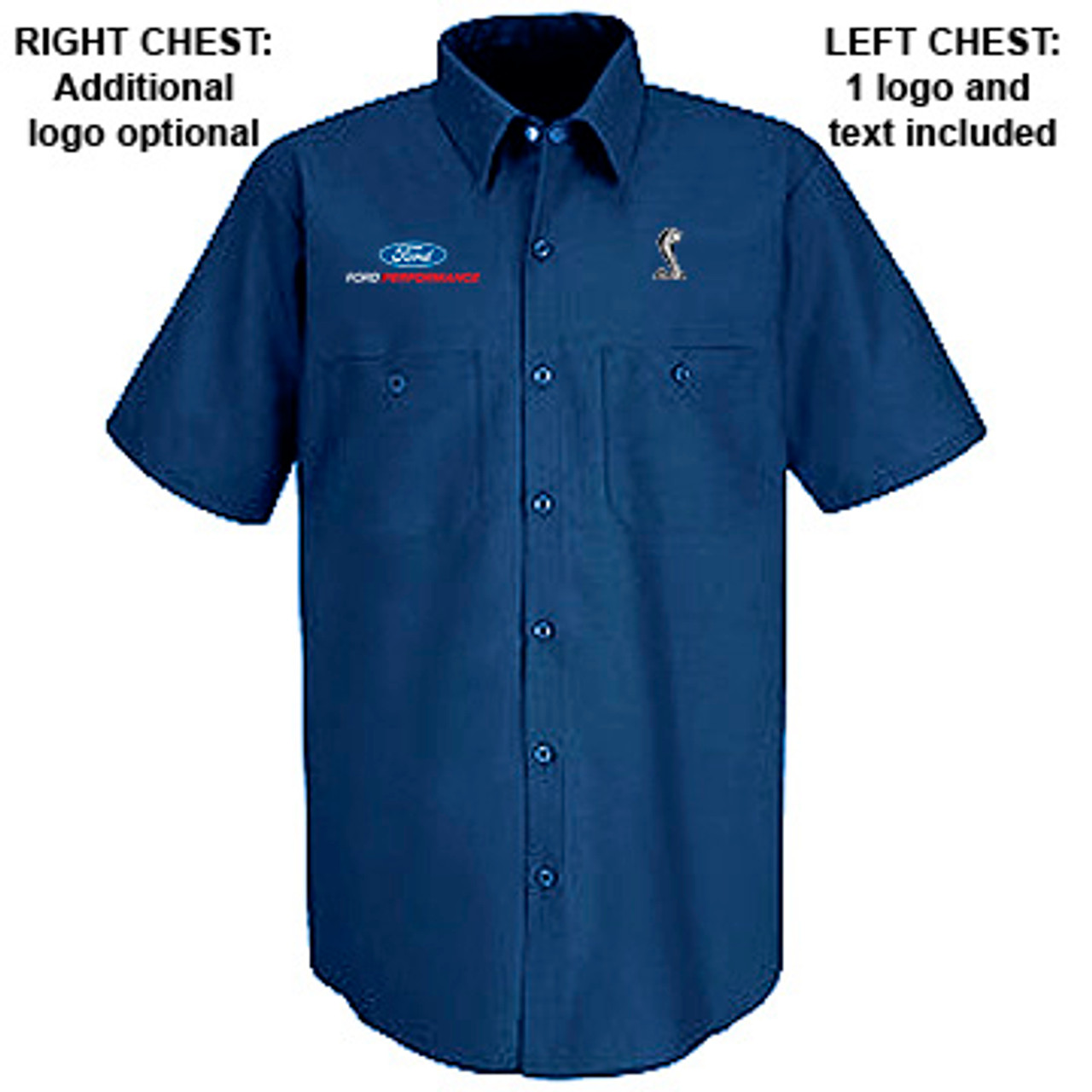 7d8b3c0ab Customizable Garage Work Shirt - SVT Store