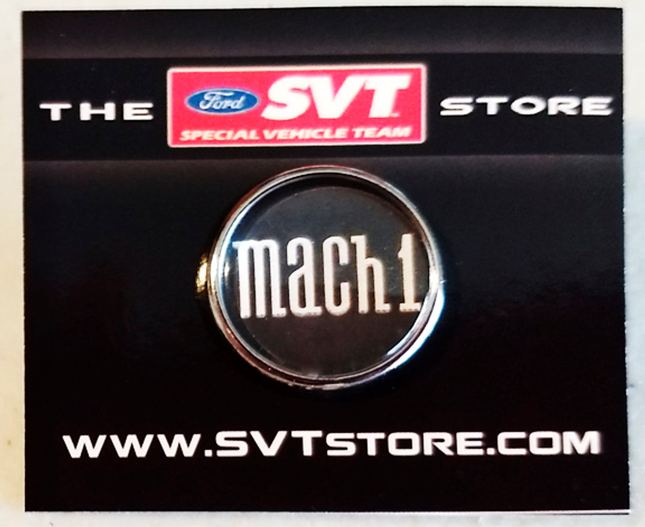 Mach 1 Mustang Hat/Lapel Pin