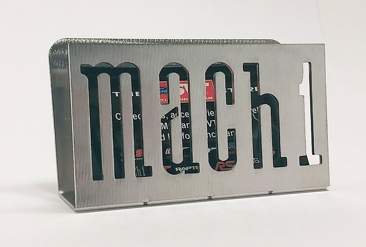 Business Card Holder - MACH 1