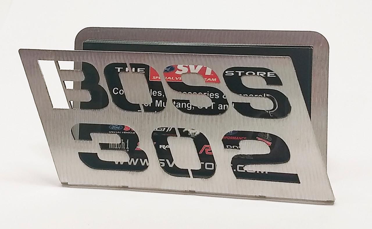 Business Card Holder - BOSS 302