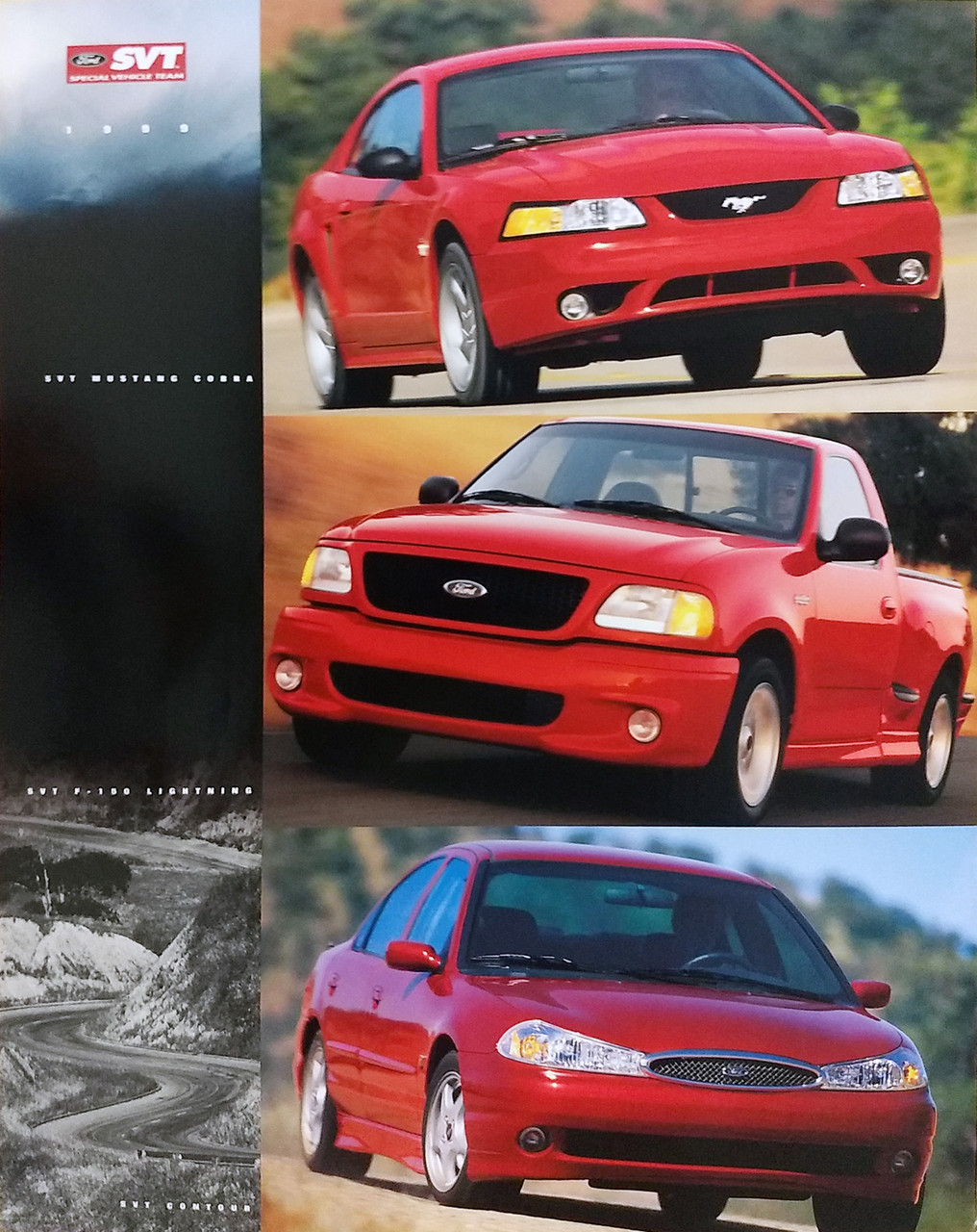 SVT Product Poster - 1999