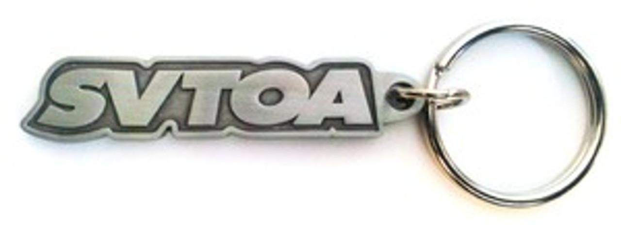 SVTOA Letters Keychain