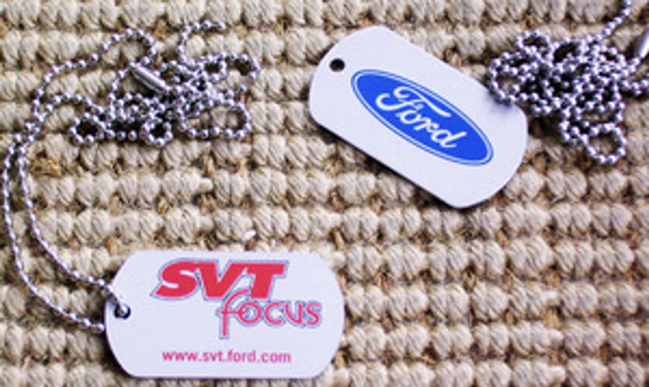 SVT Focus Dog Tags