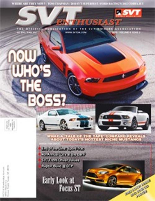SVT Enthusiast Magazine Vol 4 Issue 2 - 2010
