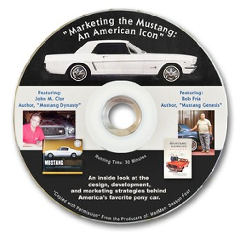 Marketing the Mustang: An American Icon