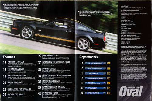 SVT Enthusiast Magazine - October 2006