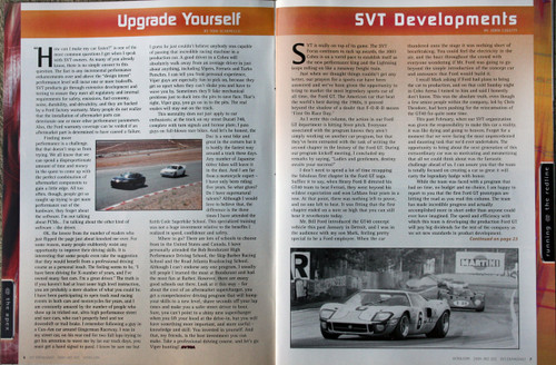 SVT Enthusiast Magazine - November 2002