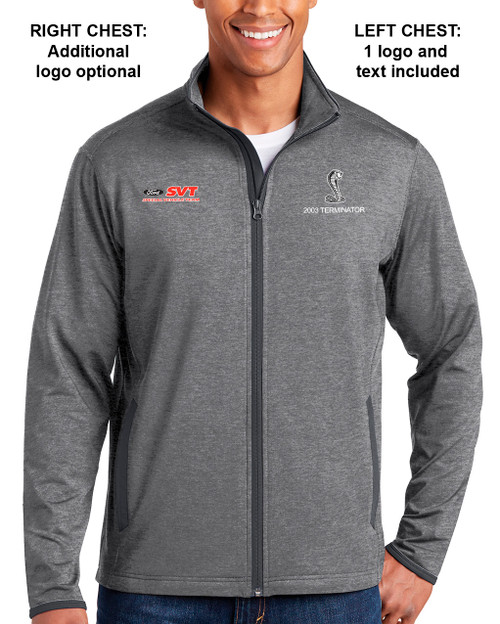 Customizable Sport-Wick Jacket - ST853