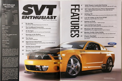 SVT Enthusiast Magazine - Vol7 Iss2 May/Jun 2004