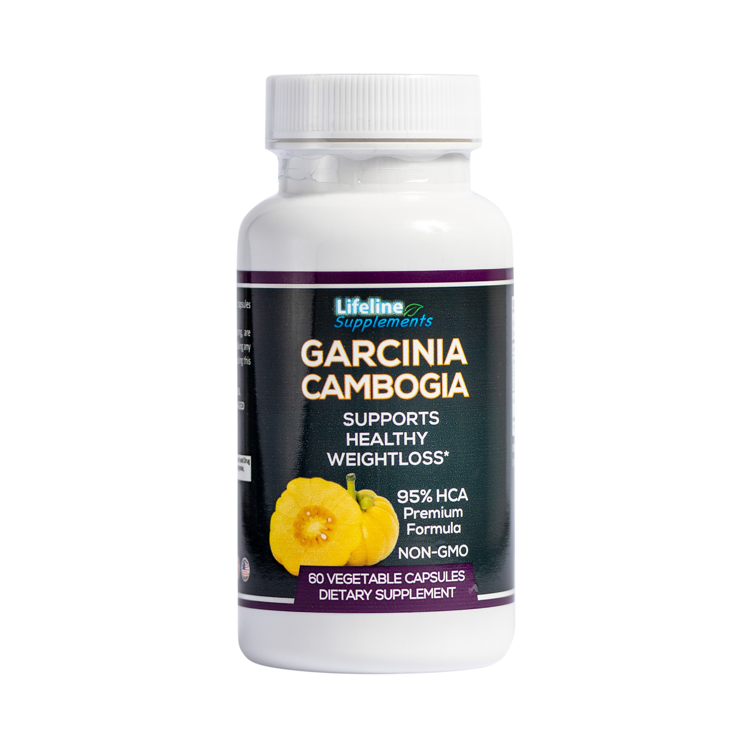 Garcinia Cambogia Appetite Control Supplement 95 Hca 60 Natural Weight Loss Supplement Capsules On Sale