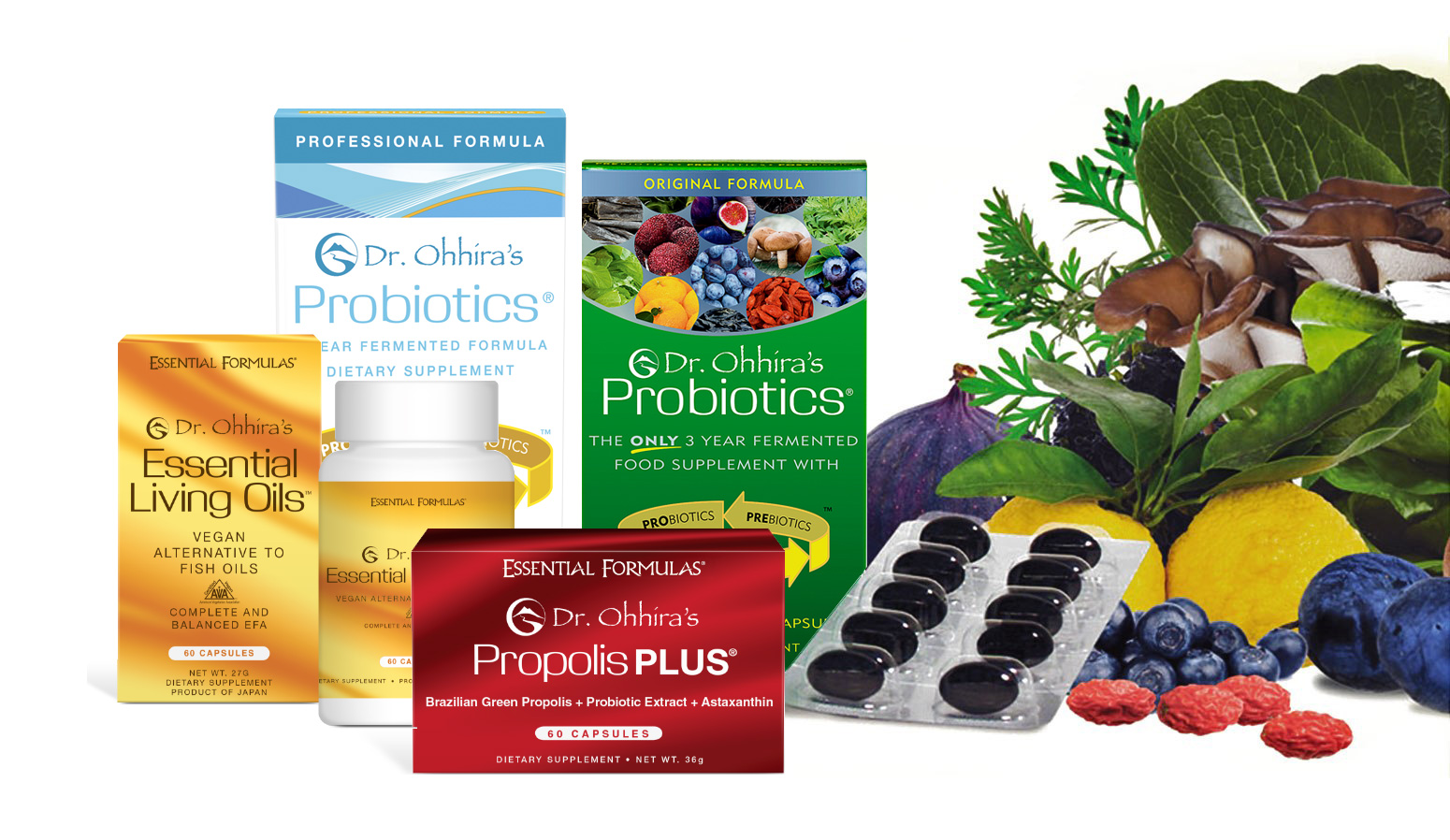 Dr Ohhira Probiotics On Sale Probiotics Supplements Probiotic
