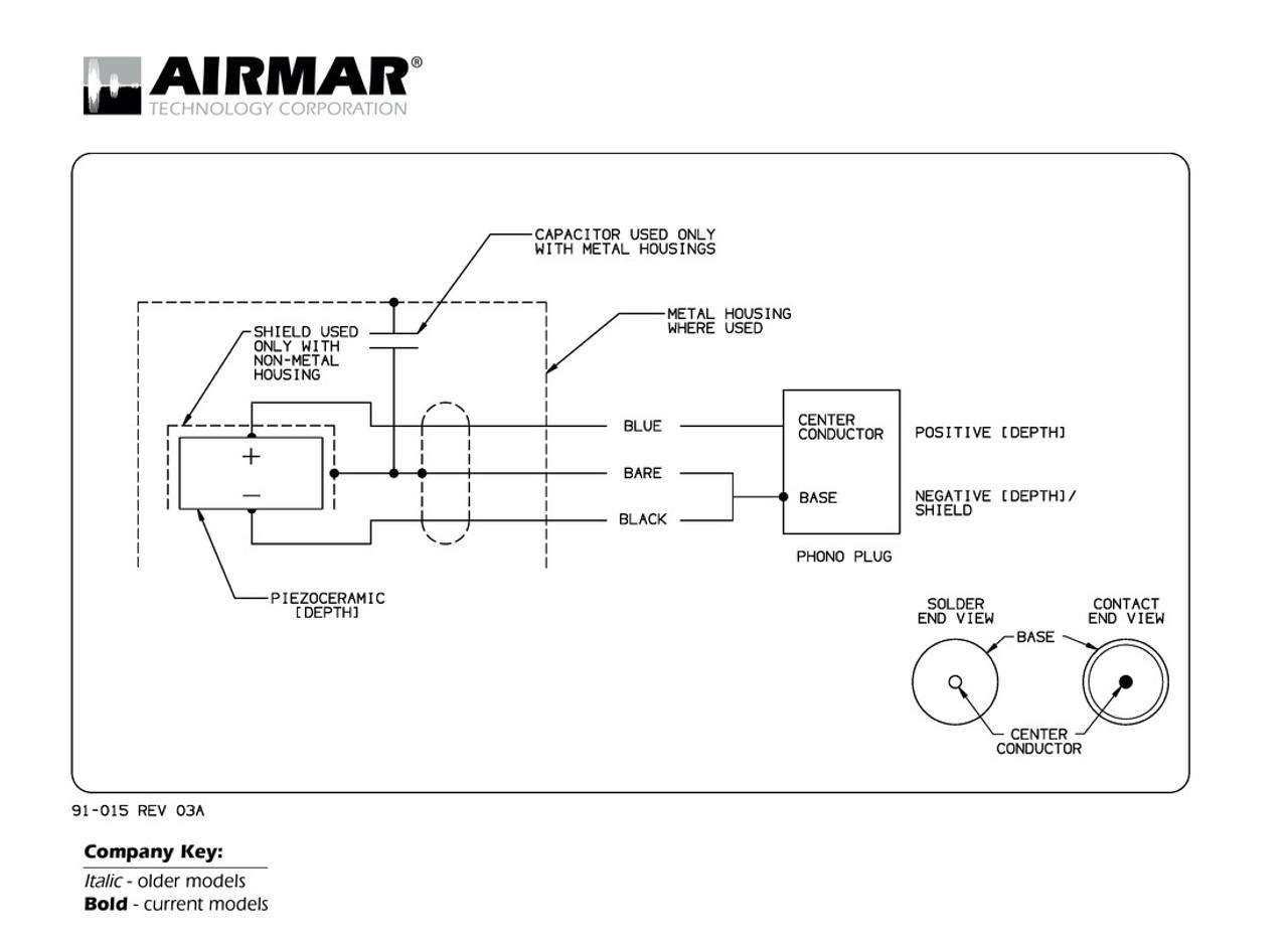 Airmar Wiring Diagram Rca