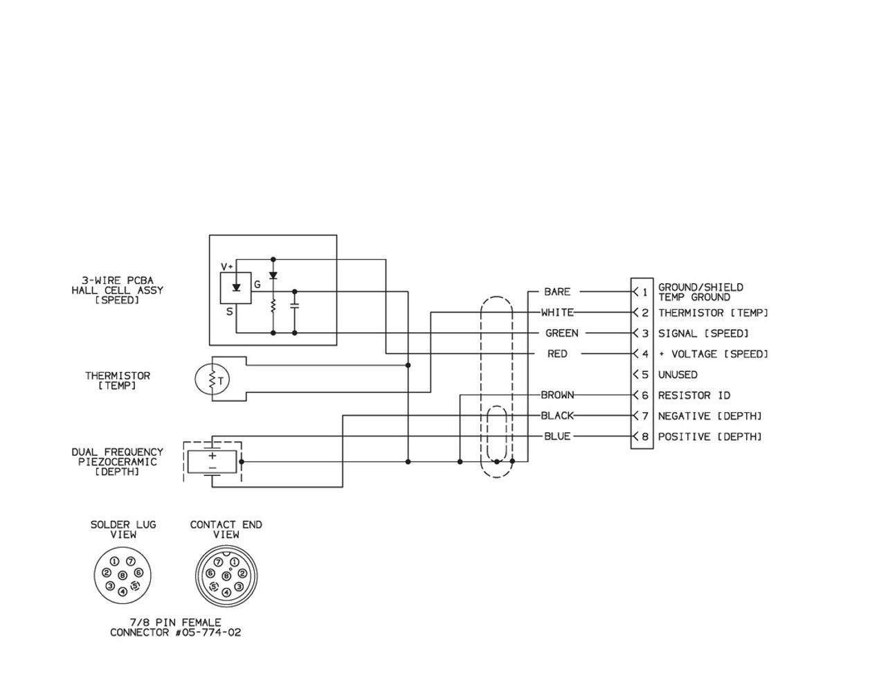 on garmin 441 transducer wiring diagrams
