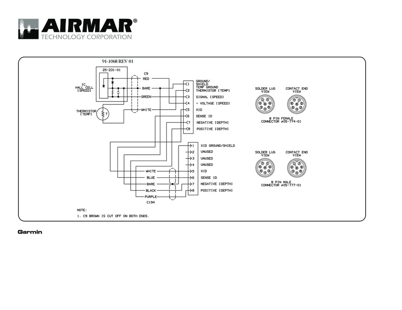 8 Pin Connector Wiring Diagram - Wiring Diagram Best DATA
