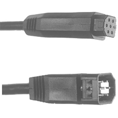 Cable Extension for Humminbird cables with #9 connector