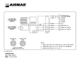 Airmar Wiring Diagram Garmin B744 8 Pin D S T Best Deal Blue Bottle Marine