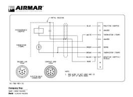 Depth & Temperature transducers with Raymarine 6/9-Pin connector (-RAYA).