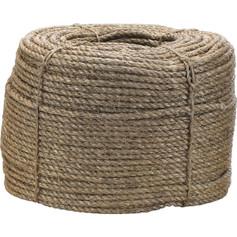 6mm x 250Mtr Manila Rope 3 Strand (Coil)