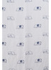 Grey Sleeping Sheep Animal Pattern High Quality Women Ladies Scarves