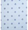 Blue Tree of Life Hearts Pattern Lightweight Soft Large Premium Scarf