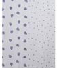 Grey Leaf Pattern Premium Large Soft Lightweight All Seasons Scarve Shawl Wrap