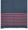 Stripes All Season Summer Large Scarf SC8547-2