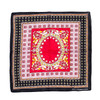 100% COTTON BANDANAS Paisley Square Head Scarf BPS040