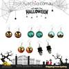 Halloween Costume Fancy Spooky Earring EHM1028A