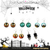 Halloween Costume Fancy Spooky Earring EHM1031