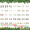 Xmas Earrings EXHM213