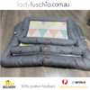 Grey All Seasons Washable Pet Beds